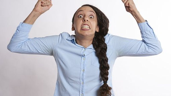 Career Development - Learn how to identify and control anger triggers.