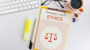 Office Productivity - How to develop and maintain a business ethics programme