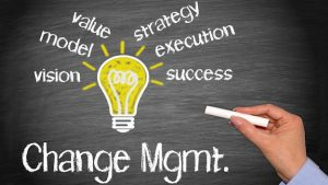 Business Management - The Change Management Course teaches leaders how to implement changes more smoothly within the workplace