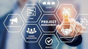 Business Management - Get an overview of project management processes and key project management tools.