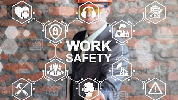 Office Productivity - Safety in the workplaces covers common hazards, safety techniques and implementation of Safety policies